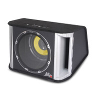 "Vibe BDAC12A-V1 BlackDeath Series 12"" 1800 Watts Active Enclosure Subwoofer"
