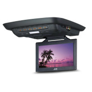 JVC KS-JA0502-3 9-Inch Widescreen Monitor with DVD Player