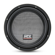 "MTX T812-44 Thunder 8000 Series 1500 Watts 12"" Dual 4-Ohm Car Subwoofer"