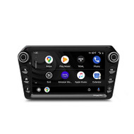 "Stinger UN1880-P ELEV8 8"" Infotainment System Floating Car Stereo With Apple CarPlay Android Auto & Bluetooth"