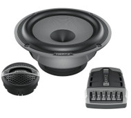 "HERTZ HSK 165 HI ENERGY 2-WAY 6.5"" COMPONENT SPEAKER SYSTEM 250 WATT"