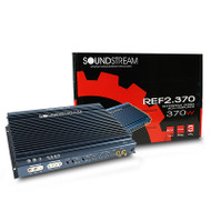 Soundstream REF2.370 300W Reference Series 2-Channel Power Amplifier