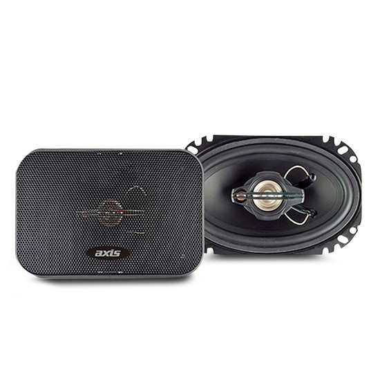 """Axis XR463 4×6"""" (100 X 160mm) 3-way Coaxial Speakers"""