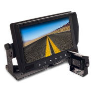 Option Audio OA7MPK 7″ Reverse Solution Camera System – Black