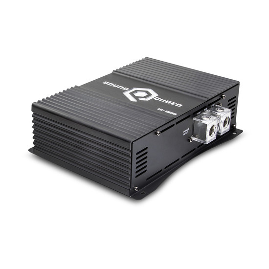 SoundQubed U1-1500 1500W Full-Range Amplifier