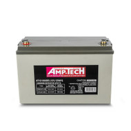 Amp-Tech AT121000DS VRLA/AGM Deep Cycle Battery (12V 120Ah)