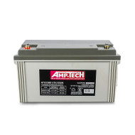 Amp-Tech AT121200D VRLA/AGM Deep Cycle Battery (12V 120Ah)