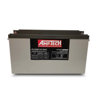 Amp-Tech AT121500D VRLA/AGM Deep Cycle Battery (12V 150Ah)