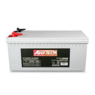 Amp-Tech AT122000D VRLA/AGM Deep Cycle Battery (12V 200Ah)