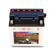 RevPLUS SB16CL-B Regular Dry Charged Motorcycle Battery (12V, 19Ah)