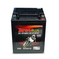 RevPLUS STZ30-3-PW Premium Fully Sealed Factory Activated VRLA Motorcycle Battery (12V, 30Ah)