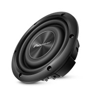 """Pioneer TS-A2000LD2 A-Series 8"""" 700W Shallow Mount Subwoofer"""