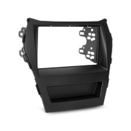 Aerpro FP8543 Double DIN Black Facia Kit to Suit Hyundai - Santa Fe OEM Navigation Models
