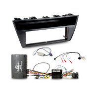 Aerpro FP8542K Single DIN Black Install Kit to Suit Skoda - Fabia