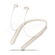 Sony WI1000XN 1000X Wireless Neckband Noise Cancelling Headphones - Gold