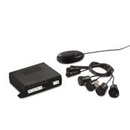 Parkmate PTS411 Front or Rear Parking System with 4 Ultrasonic Sensors and Buzzer