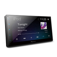 """Pioneer DMH-A4450BT 6.8"""" Capacitive Touch-Screen Multimedia Receiver with Apple CarPlay, Android Auto & Bluetooth"""