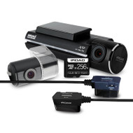 IROAD X9 BUNDLE 256GB X9 Dash Cam + OBDII Power Cable