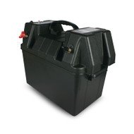 OEX ACX0678HT High Top Plastic Powered Battery Box With Power Outlets
