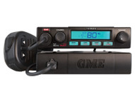 GME TX3520S DSP Compact Remote Head UHF Radio - 80 Channel Scansuite