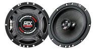 MTX T6C502 5.25 INCH 2-WAY COAXIAL SPEAKERS 55WATT