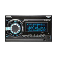 SONY WX-GT90BT 2-DIN CD USB RECEIVER WITH BLUETOOTH
