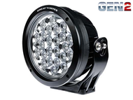 GREAT WHITE GWR5243 220 24 LED ROUND DRIVING LIGHT