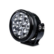Great Whites GWR5123 170 12 LED Round Driving Light