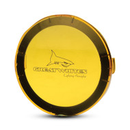 Great Whites GWA0005 Driving Light Polycarbonate Lens Cover Yellow