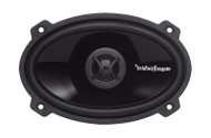 ROCKFORD FOSGATE P1462 PUNCH 4X6 INCH 2-WAY FULL RANGE COAXIAL SPEAKERS 70 WATT