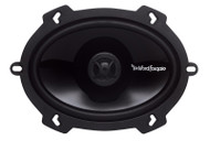 ROCKFORD FOSGATE P1572 PUNCH 5x7 INCH 2-WAY FULL RANGE COAXIAL SPEAKERS 120 WATT