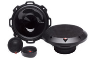 "Rockford Fosgate P152-S Punch 5.25"" 2 Way Series 100 Watts Component System"
