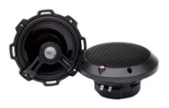 ROCKFORD FOSGATE T152 POWER 5.25 INCH 2-WAY FULL RANGE COAXIAL SPEAKERS 120 WATT