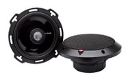 ROCKFORD FOSGATE T16 POWER 6 INCH 2-WAY FULL RANGE COAXIAL SPEAKERS 140 WATT