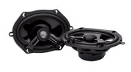 ROCKFORD FOSGATE T1572 POWER 5X7 INCH 2-WAY FULL RANGE COAXIAL SPEAKERS 140 WATT