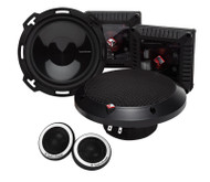 ROCKFORD FOSGATE T16-S POWER 6 INCH 2-WAY COMPONANT SPEAKERS 120 WATT