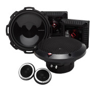 ROCKFORD FOSGATE T1675-S POWER 6.75 INCH 2-WAY COMPONANT SPEAKERS 200 WATT