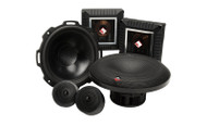 ROCKFORD FOSGATE T4652-S POWER T4 6.5 INCH 2-WAY COMPONANT SPEAKERS 300 WATT