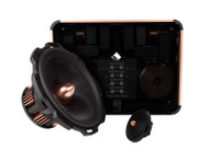 ROCKFORD FOSGATE T5652-S POWER T5 6.5 INCH 2-WAY COMPONANT SPEAKERS 300 WATT