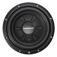 "Rockford Fosgate R2SD2-10 Prime 10"" R2 2-Ohm 400 Watts Max DVC Shallow Subwoofer"