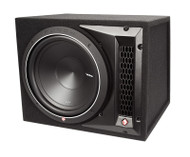 "Rockford Fosgate P1-1X12 Punch Single P1 12"" 500 Watts Max Loaded Enclosure"