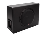 ROCKFORD FOSGATE P300-10 PUNCH 10 INCH POWERED SUBWOOFER ENCLOSURE 300 WATT