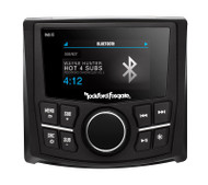 ROCKFORD FOSGATE PMX-1R MARINE FULL FUNCTION WIRED REMOTE 2.7 INCH DISPLAY