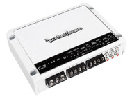 Rockford Fosgate M400-4D Prime Marine 400 Watt Full-Range Class-D 4-Channel Amplifier