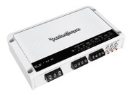 ROCKFORD FOSGATE M600-4D PRIME MARINE FULL RANGE CLASS-D 4 CHANNEL AMPLIFIER 600 WATT