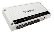 ROCKFORD FOSGATE M600-5 PRIME MARINE FULL RANGE CLASS-D 5 CHANNEL AMPLIFIER 600 WATT