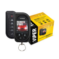 Viper 5906VR Colour 2-Way OLED Security Alarm and Remote Start System