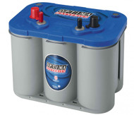 OPTIMA D34M BLUE TOP SEALED MAINTENANCE FREE MARINE DEEP-CYCLE BATTERY 8016-003 12V 750CCA 55Ah