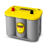 Optima 8012-254 12V 55Ah Group 34 Yellow Top Deep Cycle Starting Battery