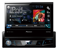 "Pioneer AVH-X7750BT 7"" TOUCHSCREEN FOLD OUT MULTIMEDIA PLAYER WITH BLUETOOTH"